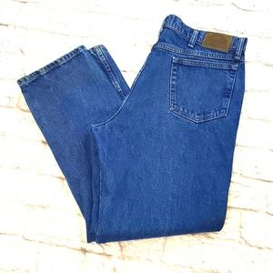 Cabela's Roughneck Relaxed men's Jeans  38/32